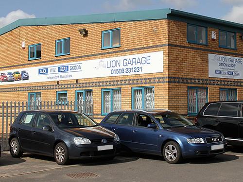 Lion Garage Loughborough