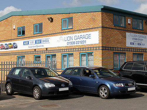 Lion Garage Loughborough